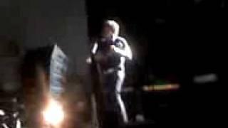 Panda Concierto Hard Rock Live - Amnistia