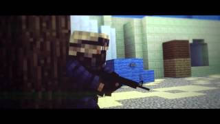 FREE Minecraft Animated CS:GO Intro Template [Blender+AE]
