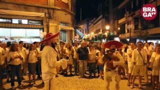 Braga TV - Noite Branca enche Braga de Música, Arte e Cultura