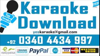 Tha Yakeen Ke Aayengi   Naheed Akhtar   Pakistani Karaoke Mp3