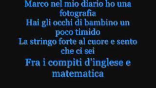 Wided : Une chanson de L'Italie.