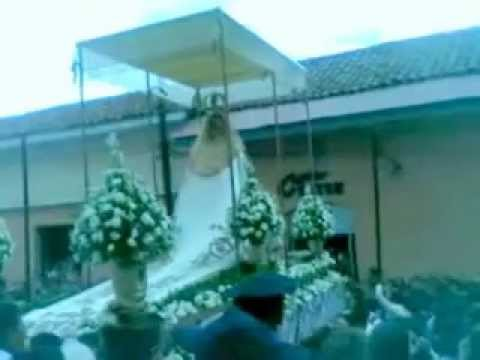 Procesión Nuestra Señora de la Merced – León, Nicaragua 2011