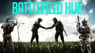 Battlefield 2042\'s secret game mode may be called Battlehub, first details