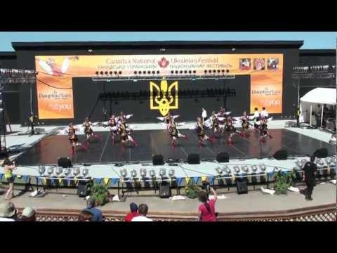 Hopak/Гопак – Зірка/Zirka Ukrainian Dance Ensemble of Dauphin, Manitoba