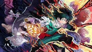 Peace Sign - Boku No Hero Academia Opening 2 【 Nightcore Remix 】