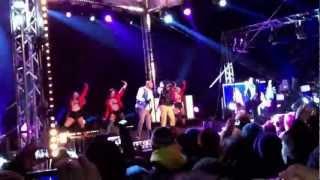 Arash feat. Sean Paul - She Makes Me Go LIVE HD