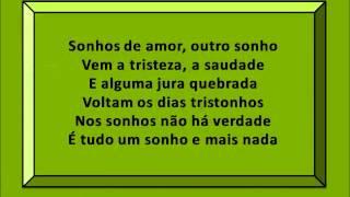 Manuel de Almeida - Fado dos Sonhos