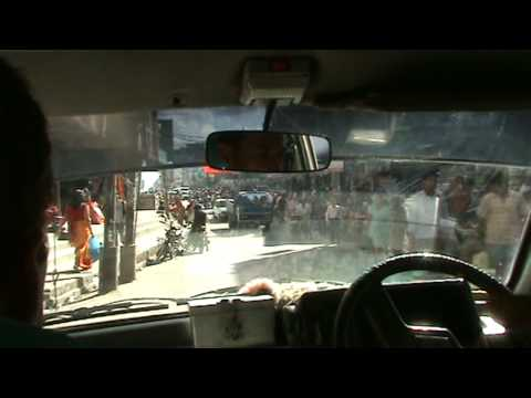 Just another day in Kathmandu – Taxi Driver – Nepal