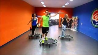 Mc Koringa - Convocação Jump Mix Guga (Corografia)