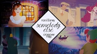 somebody else {non/disney crossover mep}