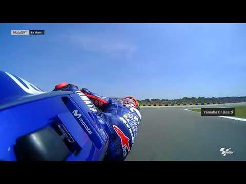 French GP: Yamaha OnBoard