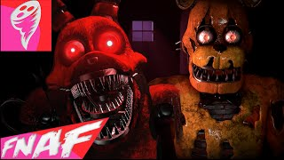 [SFM FNAF] FIVE NIGHTS AT FREDDY'S 4 SONG (BREAK MY MIND) Music Video  by DAGames