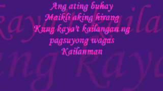 Gaano Ko Ikaw Kamahal