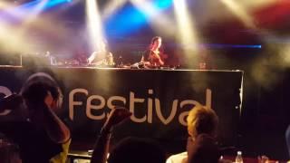 ECO Festival 2016 Sheefit & Fernanda Martins