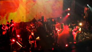 "Trey Anastasio w/ The National ""Bloodbuzz Ohio"" @ The Beacon Theater 12/16/11"
