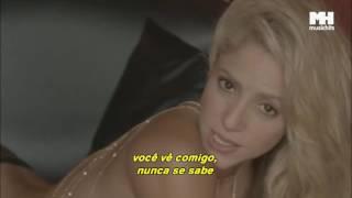 Shakira feat. Maluma - Chantaje [Clipe Oficial] (Legendado/Tradução)