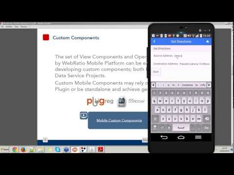 Introducing WebRatio Mobile Platform 8.3 | WebRatio Webinar