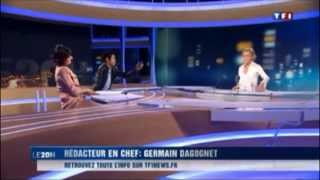 Fictif Fin JT TF1 avec ancien générique bed