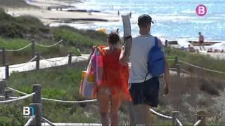 Formentera ha presentat al•legacions contra la nova delimitació costanera proposada pel Govern