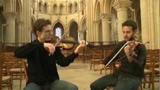 Game of Thrones - 2 Violins cover - Bad Bows