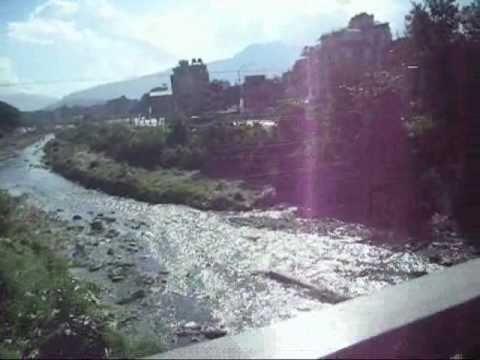Passeio por Kathmandu