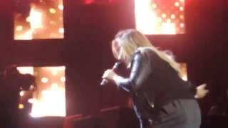 Demi Lovato - Fire Starter Live in (San Antonio)