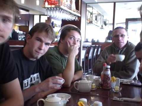 Śniadanie w Johannesburgu