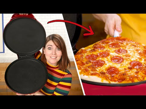 I Tested Betty Crocker's Pizza Maker ? Tasty
