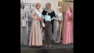 Nadya Rahmadiratri - Favorite Winner of Miss Inspiring Wardah 2016