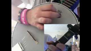 The Band Perry - If I Die young (Banjo Cover) + Chords!