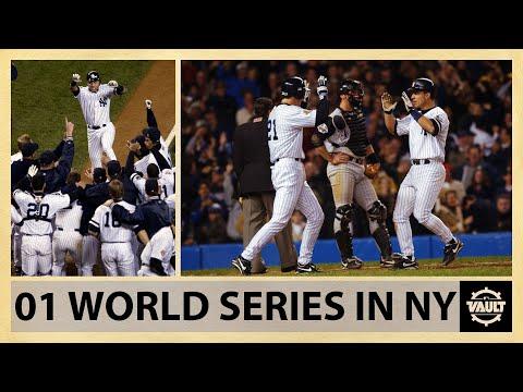 Yankees EPIC 2001 World Series comebacks!
