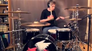 One Direction - Live While We're Young (Drum Cover) - Louis Jassogne