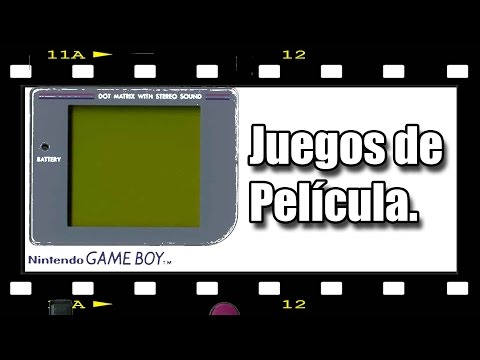 Domingos con Juanje: Game Boy de Pelicula