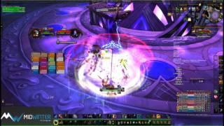 Midwinter vs Mythic Chronomatic Anomaly (Enhancement Shaman POV)