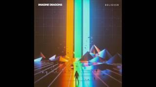 Imagine Dragons -Believer |Lower Key Instrumental| HQ