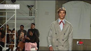 ENRICO VETTORAZZO Milano Moda Graduate 2019 Spring 2020 Portugal - Fashion Channel