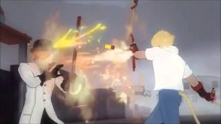 "RWBY ""Gold"" as Episode 16's Battle Theme"
