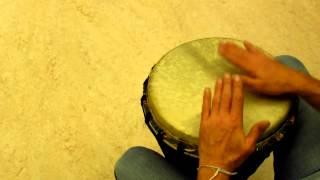 DJEMBE/TIMBA:Samba Reggae 1