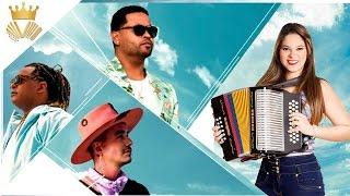 Otra Vez -  Zion y Lennox feat. J Balvin - Cover Acordeón - Masilena Ovalle