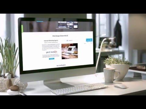 Web Design Greenville SC