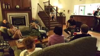 Dylan Scott Hotel Lobby Impromptu Concert