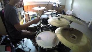Moi Dix Mois: Solitude (Drum Cover by Dewey Tron)