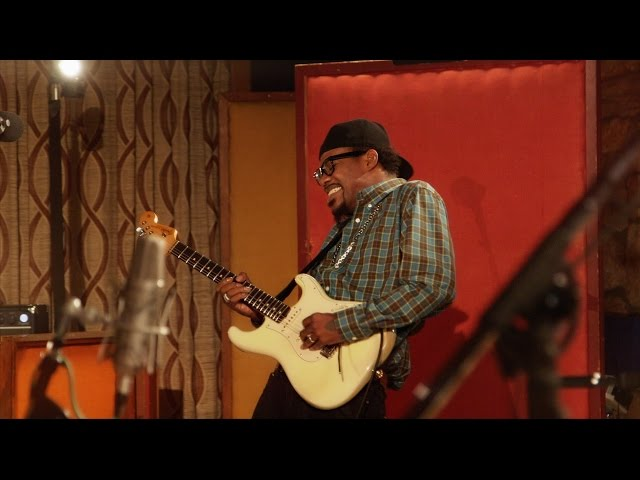 Dunlop Sessions: Eric Gales