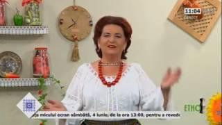 Maria Loga-Cu doua maini de muiere! Dimineti Cu Cantec-Etno Tv- 02.06.2016!