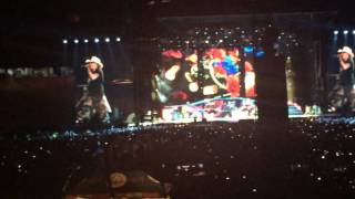 Guns N' Roses - Sweet Child O' Mine Live Arrowhead Stadium Kansas City
