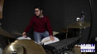 Flintstones - Jacob Collier - (Drums: Cristian Tiozzo)