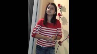 O voce romaneasca super frumoasa DACA ITI PLACE DAI SHERE