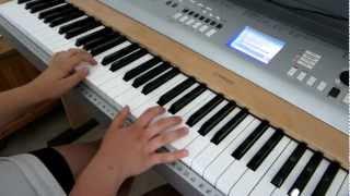 Adele - Hometown Glory (Piano / Instrumental)