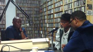 Jazz Radio Brotherhood on The Jazz Journey 88.9FM with Eddie Becton