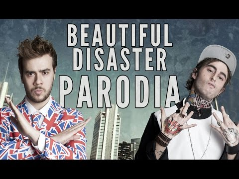 Fedez Mika Beautiful Disaster Parodia Chords Chordify
